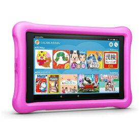 Amazon アマゾン B07952DNFY Fire HD 8 タブレット キッズモデル ピンク [8型 /ストレージ:32GB /Wi-Fiモデル][タブレット 本体 8インチ wifi 子供][B07952DNFY]