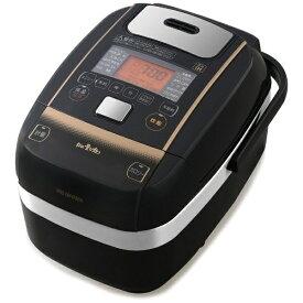 アイリスオーヤマ IRIS OHYAMA KRC-PC30-B 炊飯器 米屋の旨み 銘柄量り炊き ブラック [3合 /圧力IH][KRCPC30B]