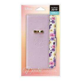 PGA iPhone 11 Pro 5.8インチ ダブルフリップカバー ラプンツェル PG-DFP19A07RPZ