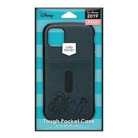 PGA iPhone 11 6.1インチ 用 タフポケットケース  ドナルドダック PG-DPT19B06DND