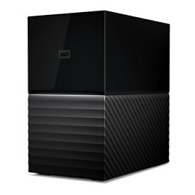 WESTERN DIGITAL ウェスタン デジタル WDBFBE0240JBK-JESN 外付けHDD WD My Book Duo 24TB[WDBFBE0240JBKJESN]