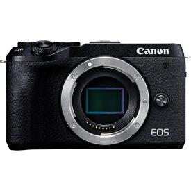 キヤノン CANON EOS M6 Mark II ミラーレス一眼カメラ ブラック [ボディ単体][EOSM6MK2BKBODY]【point_rb】