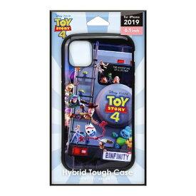 PGA iPhone 11 6.1インチ 用 ハイブリッドタフケース  トイ・ストーリー CG PG-DPT19B01TOY