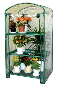 ダリヤ(マルハチ産業) 組立式簡易温室 グリーンキーパー (3段)