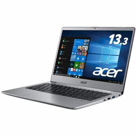 ACER エイサー ノートパソコン スパークリーシルバー SF313-51-A58U/F [13.3型 /intel Core i5 /SSD:256GB /メモリ:8GB /2019年9月モデル][SF31351A58UF]