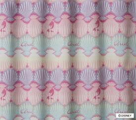 スミノエ SUMINOE ドレープカーテン プリンセス/シェル(100×135cm/ピンク)
