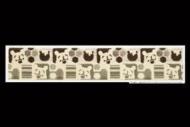 スミノエ SUMINOE キッチンマット ディズニー DMP-5006(45×240cm/ブラウン)