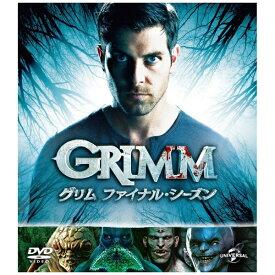 NBCユニバーサル NBC Universal Entertainment GRIMM/グリム ファイナル・シーズン バリューパック【DVD】