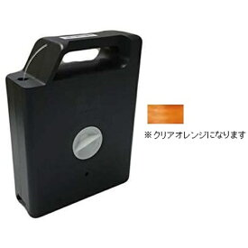 XYZPRINTING XYZプリンティング ダヴィンチ専用 PLAフィラメント 600g(200m) RFPLAXJP02F クリアオレンジ