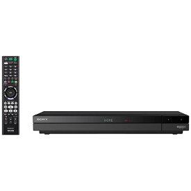 ソニー SONY BDZ-FBT4000 ブルーレイレコーダー [4TB /3番組同時録画 /BS・CS 4Kチューナー内蔵][ブルーレイレコーダー 3チューナー 4tb BDZFBT4000]