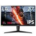 LG 液晶ディスプレイ 27GL83A-B [27型 /ワイド /WQHD(2560×1440)][27GL83AB]
