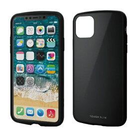 エレコム ELECOM iPhone 11 Pro Max 6.5インチ TOUGH SLIM LITE ブラック PM-A19DTSLBK