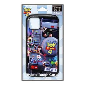 PGA iPhone 11 Pro Max 6.5インチ 用 ハイブリッドタフケース PG-DPT19C01TOY トイ・ストーリー/CG
