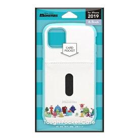 PGA iPhone 11 Pro Max 6.5インチ 用 タフポケットケース PG-DPT19C08MOU モンスターズ・ユニバーシティ