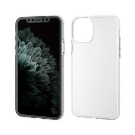 エレコム ELECOM iPhone 11 Pro 5.8インチ対応 ソフトケース 薄型 クリア PM-A19BUCUCR