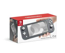 任天堂 Nintendo Nintendo Switch Lite グレー[ニンテンドースイッチ ライト 本体 ゲーム機本体]