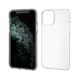 エレコム ELECOM iPhone 11 Pro 5.8インチ対応 ハードケース 極み クリア PM-A19BPVKCR