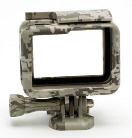 エツミ ETSUMI E2215 GoPro用アクションプロテクターカバー グレー