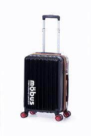 MOBUS モーブス スーツケース ハードキャリー 32L mobus(モーブス) ブラック MBC-1908-18 [TSAロック搭載]