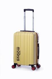 MOBUS モーブス スーツケース ハードキャリー 32L mobus(モーブス) アイボリー MBC-1908-18 [TSAロック搭載]