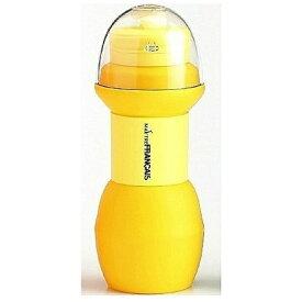 アサヒキンゾク Asahi-Kinzoku シリコンボトル たためるボトル 500ml メトレユニーク イエロー[SLB]