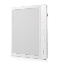 KOBO コボ N873-KJ-WH-S-EP Kobo Libra H2O ホワイト[N873KJWHSEP]