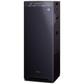 ダイキン DAIKIN 加湿空気清浄機 MCK55WBK-H ダークグレー [適用畳数:25畳 /最大適用畳数(加湿):14畳 /PM2.5対応][MCK55WBK]