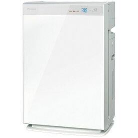 ダイキン DAIKIN 加湿空気清浄機 MCK70WBK-W ホワイト [適用畳数:31畳 /最大適用畳数(加湿):18畳 /PM2.5対応][MCK70WBK]