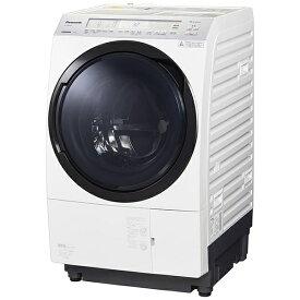 パナソニック Panasonic ドラム式洗濯乾燥機 VXシリーズ NA-VX800AL-W クリスタルホワイト [洗濯11.0kg /乾燥6.0kg /ヒートポンプ乾燥 /左開き]