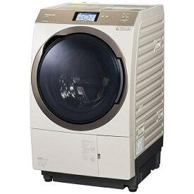 パナソニック Panasonic ドラム式洗濯乾燥機 VXシリーズ NA-VX900AR-N ノーブルシャンパン [洗濯11.0kg /乾燥6.0kg /ヒートポンプ乾燥 /右開き]