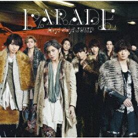 ソニーミュージックマーケティング Hey! Say! JUMP/ PARADE 通常盤【CD】
