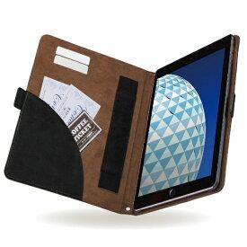 エレコム ELECOM 10.5インチ iPad Air(第3世代)・iPad Pro用 ソフトレザーカバー ツートン TB-A19MPLFDTBK ブラック×ブラウン