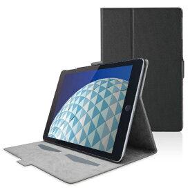 エレコム ELECOM 10.5インチ iPad Air(第3世代)・iPad Pro用 フラップカバー フリーアングル TB-A19MWVFUBK ブラック