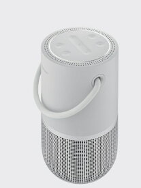 BOSE ボーズ スマートスピーカー Bose Portable Home Speaker Luxe Silver Bose Luxe Silver [Bluetooth対応 /Wi-Fi対応 /防滴][ボーズ スマートスピーカー シルバー]