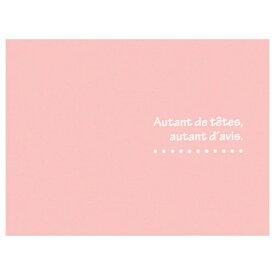ハクバ HAKUBA ランス ドゥ L 横(ヨコ) ピンク (5枚セット) MRCDO-LY2PK5S [ヨコ /E・Lサイズ /2面]