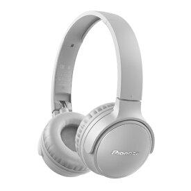 パイオニア PIONEER ブルートゥースヘッドホン グレー SE-S3BT(H) [リモコン・マイク対応 /Bluetooth][SES3BTH]