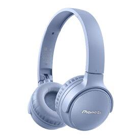 パイオニア PIONEER ブルートゥースヘッドホン ブルー SE-S3BT(L) [リモコン・マイク対応 /Bluetooth][SES3BTL]