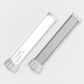 エコリカ ecorica ECL-FPL27FN LEDコンパクト蛍光灯 FPL27形 GY10q-4/GY10q-2 [昼白色]