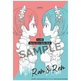 KADOKAWA 角川 Re:ゼロから始める異世界生活 謎ファイル ラム&レムver 「天使にサプライズを」