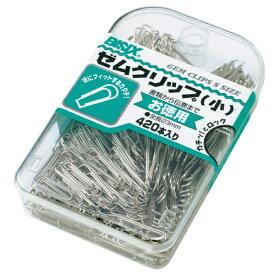 ミツヤ [ゼムクリップ] 小(420個入) BX2-60-3