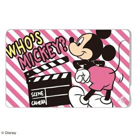 イングレム Ingrem 『ディズニーキャラクター』/ICカードステッカー IN-DICS/MK001 『ミッキーマウス/Bum Bum』