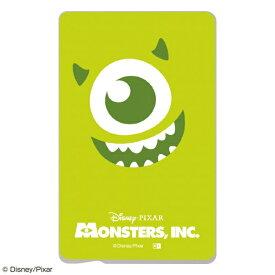 イングレム Ingrem 『ディズニー・ピクサーキャラクター』/ ICカード ステッカー IN-DICS/MI01 『モンスターズ・インク/クローズアップ マイク』