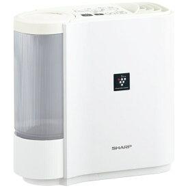 シャープ SHARP 気化式加湿器 HV-J30-W ホワイト系/アイボリーホワイト [気化式][HVJ30]