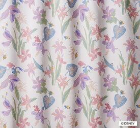 スミノエ SUMINOE ドレープカーテン プリンセス/トロピカル(100×200cm/ピンク)