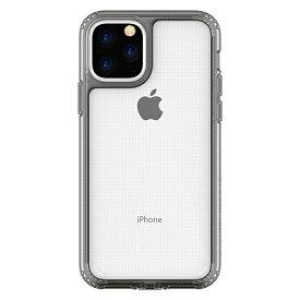 HAMEE ハミィ iPhone 11 Pro 5.8インチ PATCHWORKS LUMINA ケース 41-902448 クリア/クリアブラック