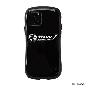 HAMEE ハミィ iPhone 11 Pro 5.8インチ MARVEL/マーベル iFace First Classケース 41-904176 スタークインダストリーズ/ブラック