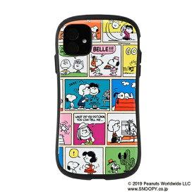 HAMEE ハミィ iPhone 11 6.1インチ PEANUTS/ピーナッツ iFace First Classケース 41-904473 コミックス/カラフル