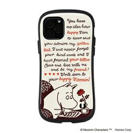 HAMEE ハミィ iPhone 11 Pro 5.8インチ ムーミンiFace First Classケース 41-9045-904602 ムーミン/手紙