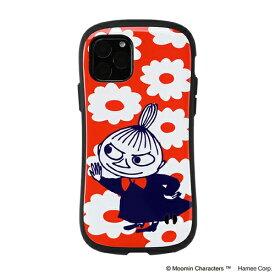 HAMEE ハミィ iPhone 11 Pro 5.8インチ ムーミンiFace First Classケース 41-9045-904619 リトルミイ/花柄