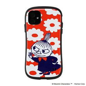 HAMEE ハミィ iPhone 11 6.1インチ ムーミンiFace First Classケース 41-9045-904657 リトルミイ/花柄